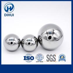 Metallo solido delle sfere del carbonio/bicromato di potassio/acciaio inossidabile di precisione su ordinazione che frantuma per le parti della pompa della valvola del cuscinetto
