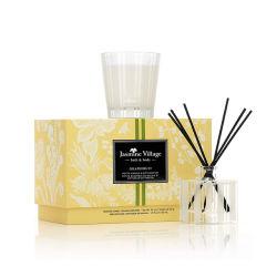 Bougie parfumée personnalisé usine en Chine 100 % de soja et de bougie plantes 100% naturelles Reed diffuseur pour décoration maison & Holidays & boîte cadeau de parfum d'anniversaire