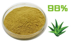 98% de Extração Peeeling do gel de Aloe Vera Extrato da planta em pó