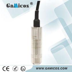 Gamicosの水漕の流体静力学の浸水許容の液体の水平なセンサーの送信機