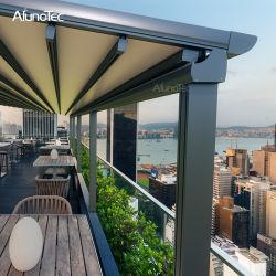 Архитектурные Пергола складной крыши для