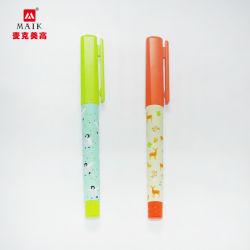 Stylo en plastique haute Classic Nouveauté stylo plume avec logo
