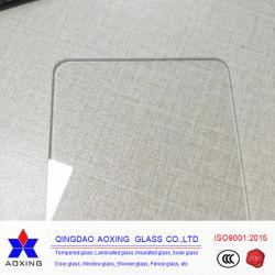 Commerce de gros 3-19mm super grande taille Super plaque de verre plat transparent