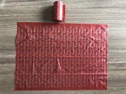 Напечатано собака Poop мешки с удобной ручкой соединительной тяги