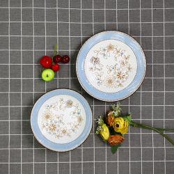 Schotel van het Fruit van de Plaat van het Diner van de fabrikant de In het groot Ceramische in Voorraad