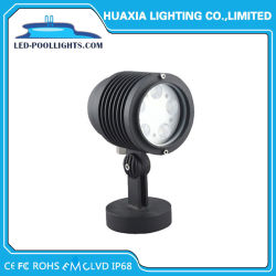 Nuevo diseño Impermeable IP65 15W 220V Jardín de luz LED de exterior