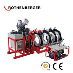 プラスチック管のバット融接機械(SHD630)