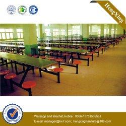 대학 식당 학교 군매점 테이블과 의자 (NS-HCZ009)