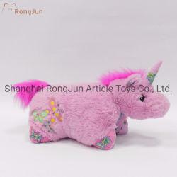 Рр заполнение Мягкая игрушка мягкие Unicorn подушки сиденья