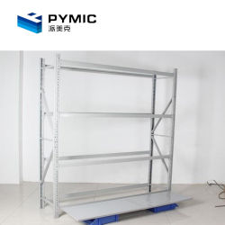 Accessoires légers angle fendu de métal de l'entrepôt d'affichage du système de rack