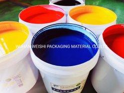 Tinta à base de água para o filme único copo de papel