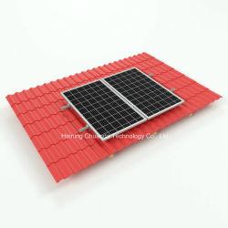 Toit de tuiles solaire haut Structure de montage du système de l'énergie solaire