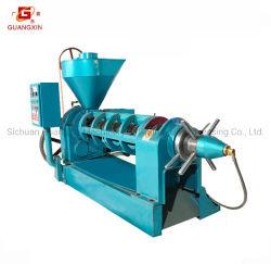 Yzyx120SL froid Machine de traitement de l'huile de presse avec système de refroidissement par eau