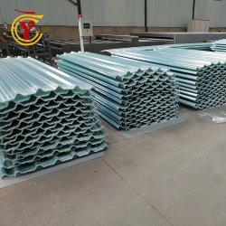 Anticorrosivo de buena calidad Hoja de impermeabilización de cubiertas FRP transparente