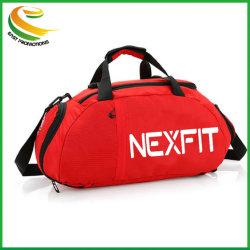 Imperméable multifonction Oxford Logo personnalisé Duffel sac à dos Sac de Gym Fitness Sport
