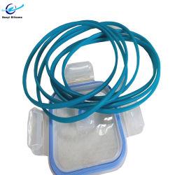 Большие герметичность упаковки силикона кольцо на заводе различные спецификации резиновое уплотнительное кольцо