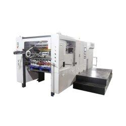 Fabricant de machine d'estampage chaud automatique de l'impression Papier ondulé