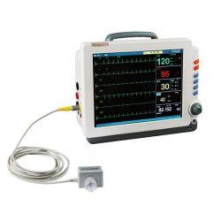 Video di cuore anti di disegno EKG di defibrillazione di di gestione facile