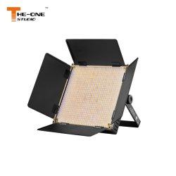 Kit d'éclairage studio vidéo voyant de panneau à LED