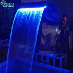 SPA Piscina de acero inoxidable baño ducha jet de impacto