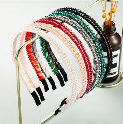 Nuevo cristal artesanal de joyas de la banda de pelo