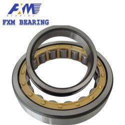 Serien-zylinderförmiges Rollenlager der Qualitäts-N206/N/Nj/Nu/Nup mit Messing-/Stahlrahmen