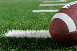 Plastikgras-Teppich/künstlicher Gras-Fußball