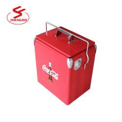 Kühlvorrichtung-Kasten-Eis-Brust-Kühlvorrichtung der Sedex Fabrik-13L bewegliche Retro