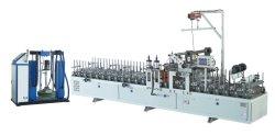 Violeta de la Junta de perfil de UPVC arquitrabe de la Junta de moldeo de ajuste del Panel estampado en caliente laminado máquina