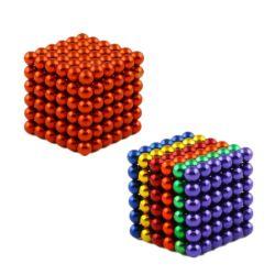 Las pequeñas cápsulas de imán magnético para niños juguetes Neo Cube bolas de imán