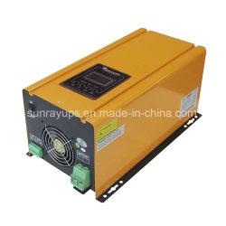 1000 Вт 12В постоянного тока 2000 Вт 24В постоянного тока 220VAC Чистая синусоида дома инвертор с помощью зарядного устройства