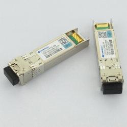 汎用 DWDM-SFP10g-39.76 互換 10g DWDM SFP+ 100GHz 1539.76nm 80km ドーム LC SMF SFP DWDM トランシーバ