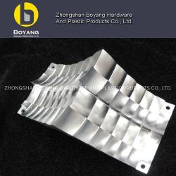 Alluminio con parti di lavorazione CNC anodizzate per prodotti elettronici