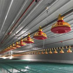 CER genehmigtes automatisches Geflügelfarm-Gerät für führendes und wässernhuhn