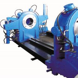 Huis- en leidingkoppeling hydraulische leidingen van 80 Nm voor de bucking machine Draai de eenheid vast