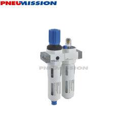 De pneumatische Eenheid van de Behandeling van de Lucht van de Regelgever en van het Smeermiddel van de Filter Frl