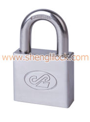 Cheap Shengli usine Type carré de gros ordinateur cadenas en acier inoxydable