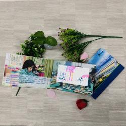 الصين محلّيّ صنع [لكد] مرئيّة كراس بطاقة كتاب مرئيّة مرئيّة صندوق فيديو ألبوم