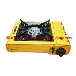 Control de calor ajustable un quemador estufa de campamento encendido eléctrico