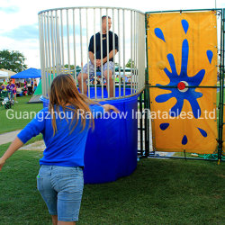 Hot Sale Water Dunk Tank Splash Dunk Tank Gioco Per Adulti