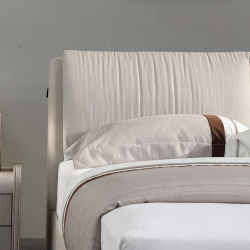 Estrutura de venda quente Divan Estofados de design luxuoso mobiliário Quarto King Size cama macia