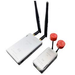 Ricevente piena del trasmettitore di collegamento 1080P 60fps 5.8GHz Fpv di nesso V2 HD Digitahi di Aomway fino al supporto DVR HDMI di 7km per il ronzio di RC