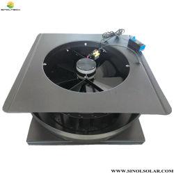 14дюйма 40Вт на солнечной энергии на крыше чердак вентиляции воздуха от вентилятора PV регулируемые (SN2016029)