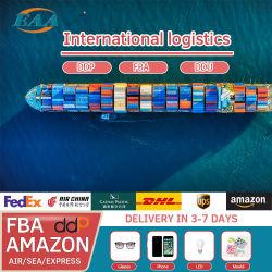 Trasporto DHL del trasporto di mare di servizio delle merci aviotrasportate di CEA dalla Cina in Sudafrica