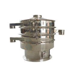 1-5 Deck e pelotas de pó Industrial Circular de Manuseio de Materiais da peneira vibratória rotativo