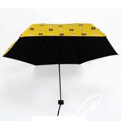 5 compact de pliage Princess anti UV Parapluie Sun La Pluie de cadeaux Cute Bear Plaid adulte enfants parapluies