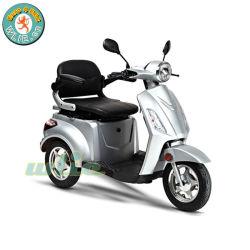 Motociclo eléctrico 1200W, 1500W 2000W 3000W Silício Motor Bateria de Lítio Bike CEE & CDC E Scooter Retro-vida feliz eu (Euro 4)