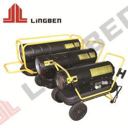 過熱する保護産業燈油の熱く暖かい電気陶磁器のディーゼル空気ファンヒーター