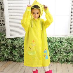 Custom Design 3 цветных водонепроницаемый пластиковый детский трость для сильного дождя учащихся школы