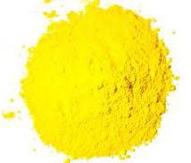 Напряжение питания на заводе кислоты желтого цвета 10 (растворитель желтого цвета 33) на пластик с помощью